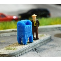 Walk-Up Mailbox