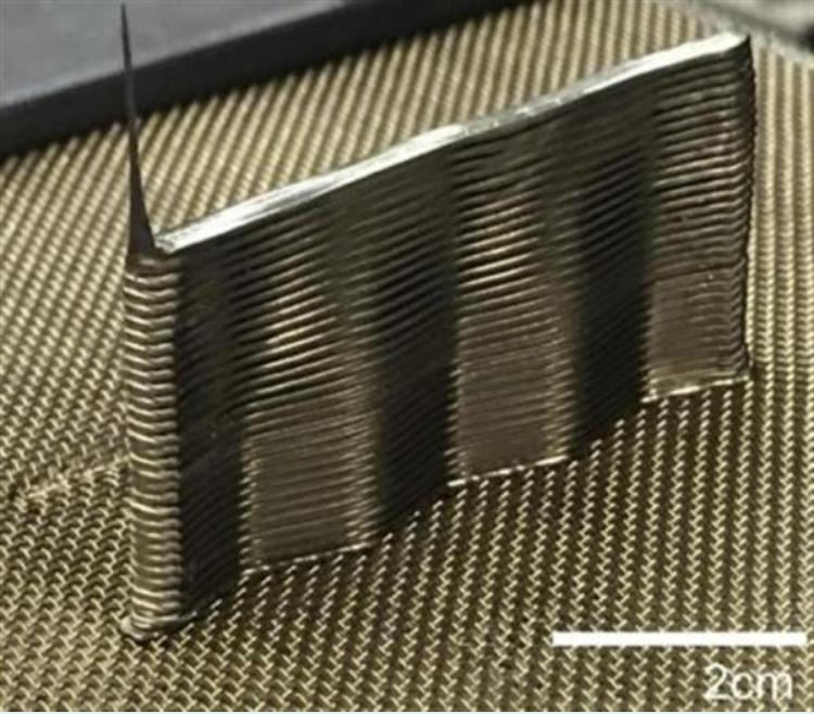 3D printing with bulk metallic glasses
