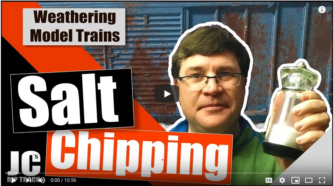 Screen shot of JC's Riptrack salt chipping video by JJohn Crowdis