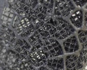 Image of meta-crystal model