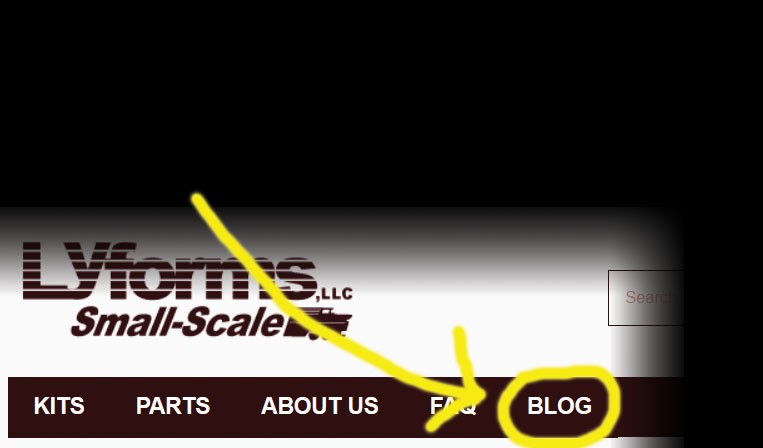 Check out the the Lyforms Small-Scale Blog!