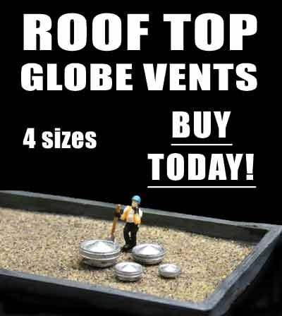 Globe Vents Vertical